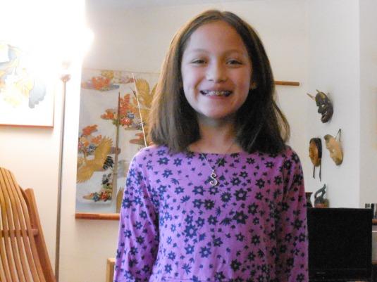 Sarah turns 10